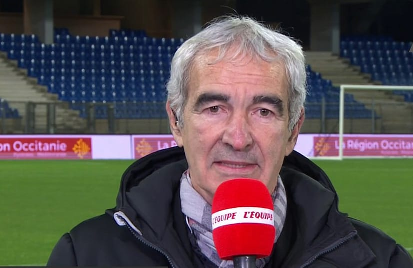Photo of WTF : Raymond Domenech clashé par Estelle Denis, la vanne qui tue
