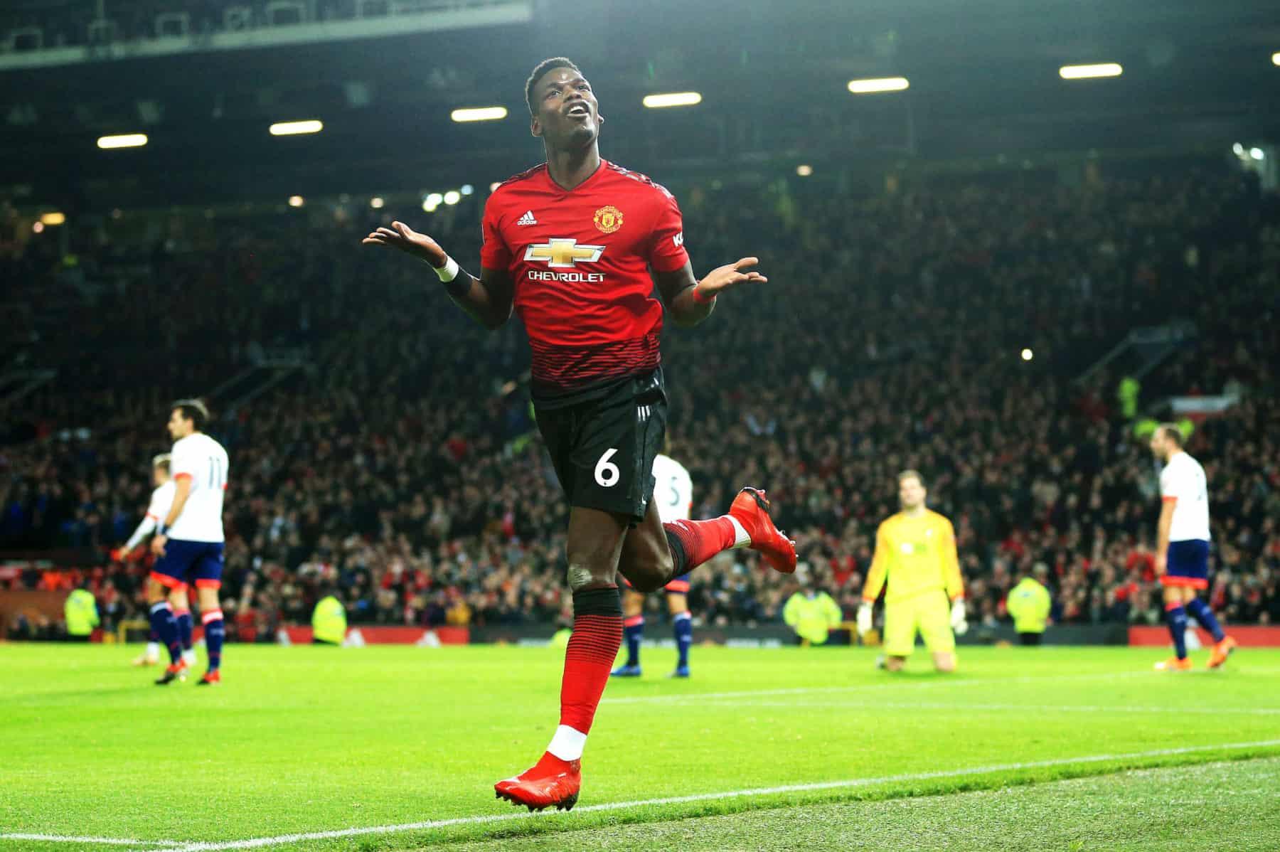Un ancien Ballon d'Or complimente Paul Pogba — Manchester United