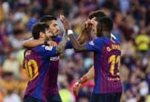 Photo de Barça : Suarez donné à l'Atlético, quelle erreur !