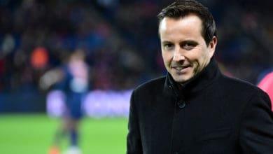 Photo de SRFC : Rennes terrasse Arsenal, Pierre Ménès est choqué