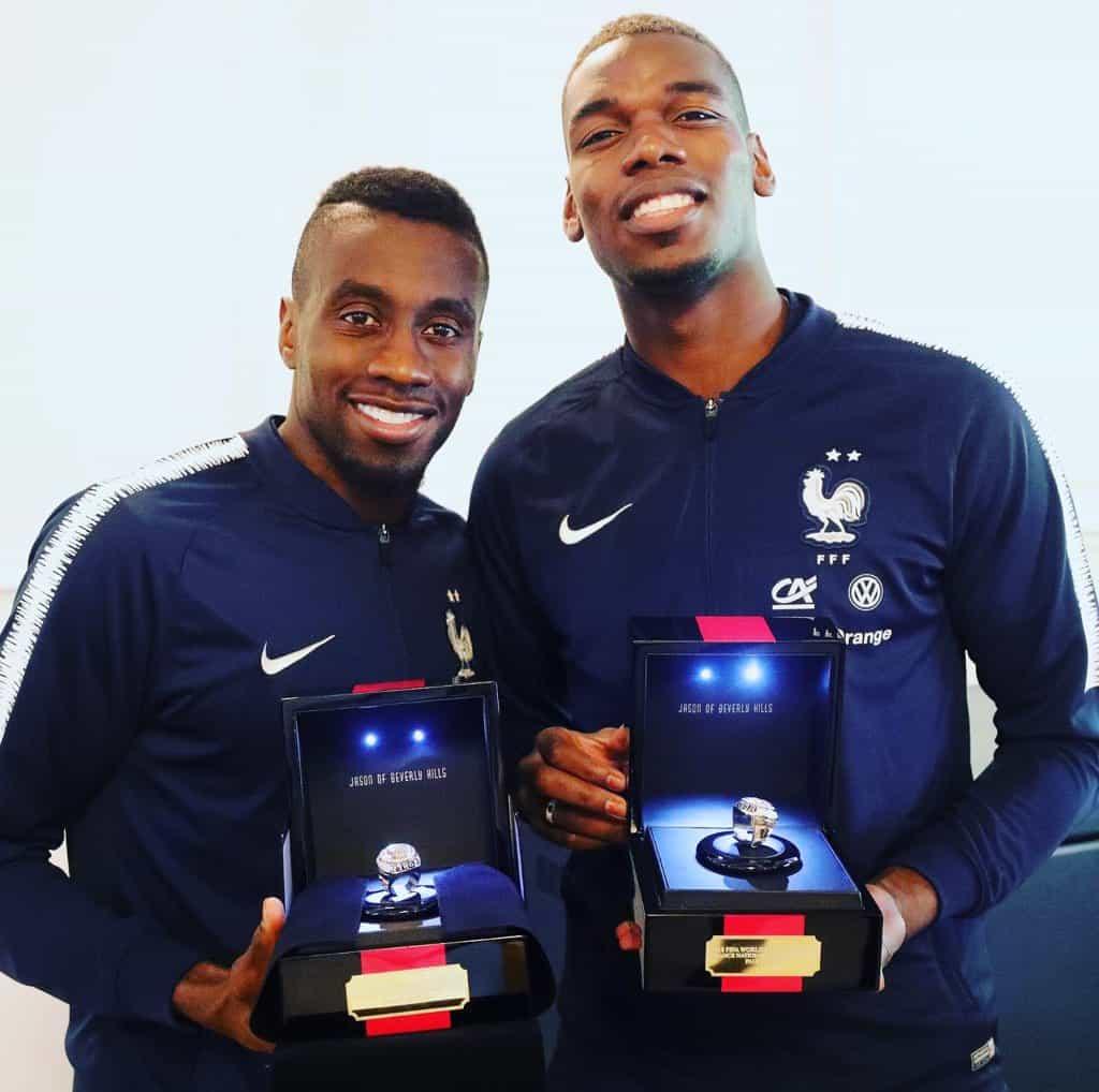 Bague Champion Du Monde
