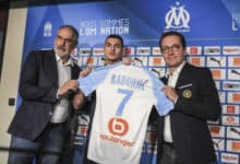 Photo of OM : Nabil Djellit applaudit Radonjic pour taper sur Germain