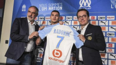 Photo of OM : Radonjic 15 minutes par match, c'est déjà beaucoup