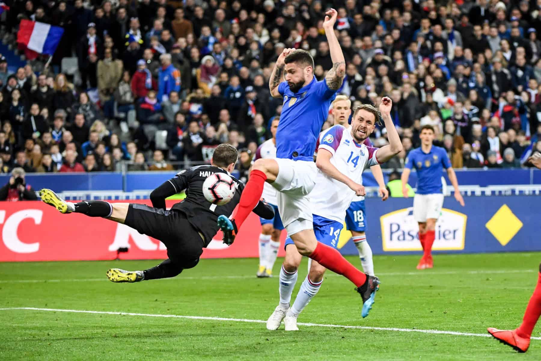 Giroud à l'Euro 2020 ? Daniel Riolo s'arrache les cheveux - Championnat d'Europe 2020