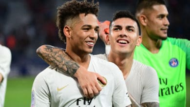 Photo of PSG : Kehrer blessé à l'oreille, il y a de quoi se marrer