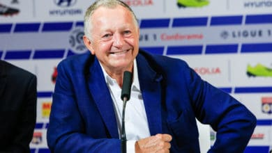 Photo de OL : Aulas le provoque, le président de Reims part au clash