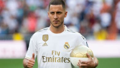 Photo of Real Madrid : Beckham, Michael Jordan, Eden Hazard  fait son numéro