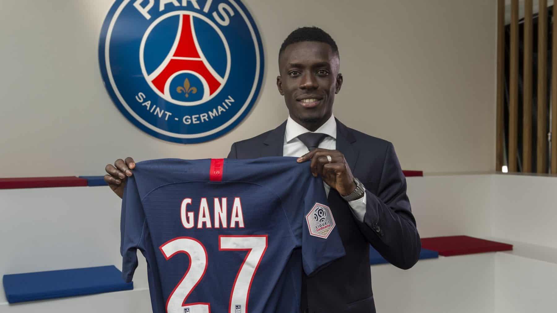 Idrissa Gueye (PSG)