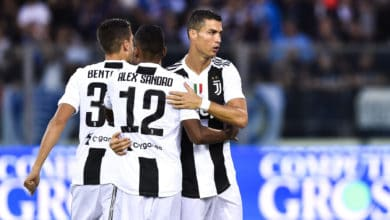 Photo of WTF : Harcelé sur le terrain, Cristiano Ronaldo disjoncte !