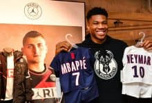 Photo of La NBA débarque à Paris, le PSG s'offre Giannis Antetokounmpo