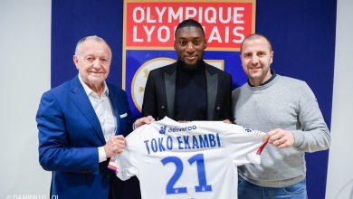 Photo de OL : Toko Ekambi change tout à Lyon, Pierre Ménès reste bouche bée