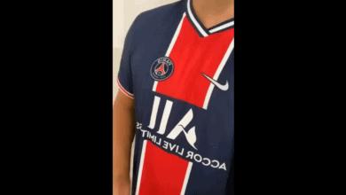 Photo of PSG : Le nouveau maillot de Paris dévoilé… par DJ Snake