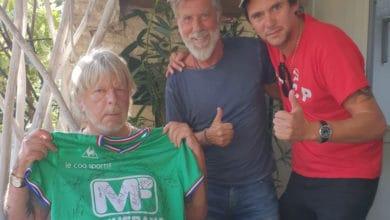 Photo of ASSE : Renaud roule pour les Verts avec Paga