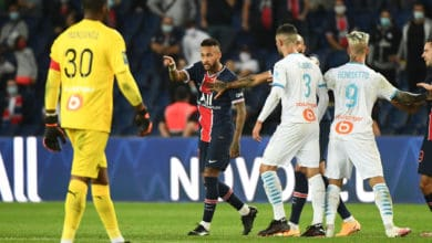 Photo de PSG-OM : Alvaro innocent, Neymar coupable, La Provence a tranché