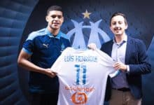 Photo de OM : Luis Henrique recruté, Raymond Domenech défend son concurrent