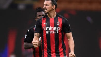 Photo de Serie A : Ibrahimovic zlatane encore l'Italie, c'est « monstrueux »