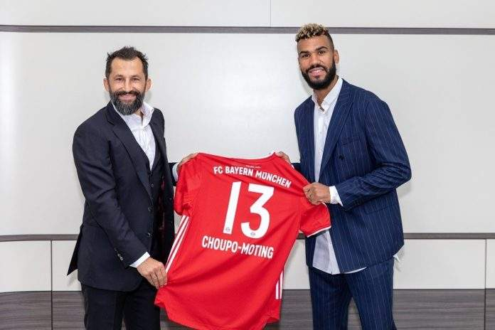 Bayern Munich, Choupo-Moting :