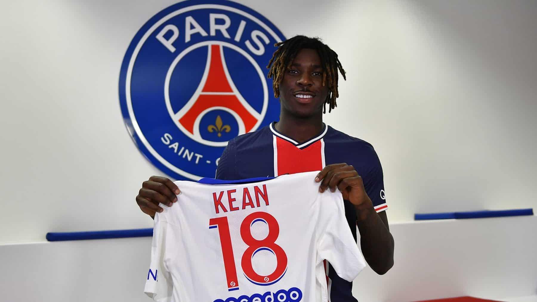PSG : Moise Kean met déjà tout le monde d'accord à Paris